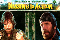 Chuck Norris: Missing in Action Slots