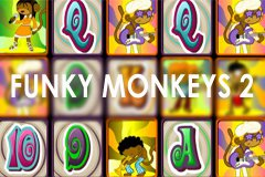 Funky Monkeys 2 Slots