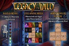 Legacy of the Wild Slots