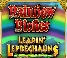 Rainbow Riches Leapin' Leprechauns